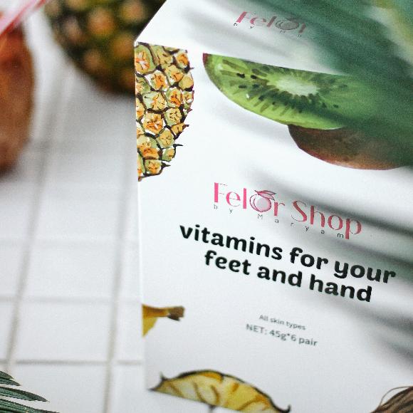 ویتامین هایی برای دست و پا